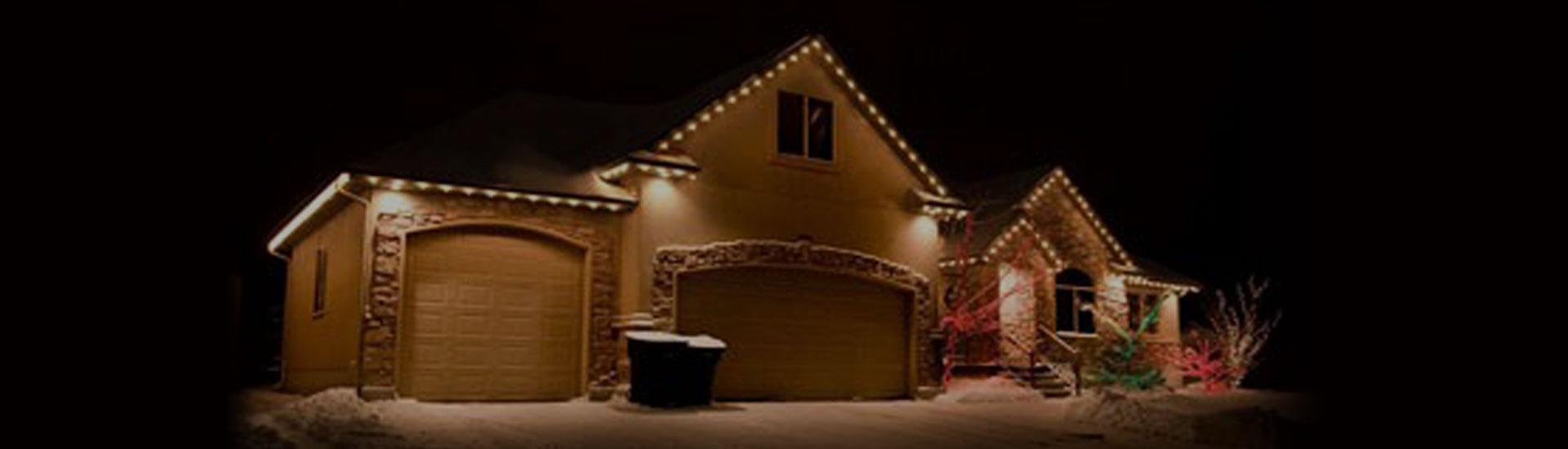 Calgary Christmas Light Installation | Your Tree Doctor